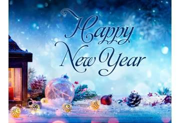 """Крмпанія """"Реноме"""" вітає всіх наших клієнтів з Новим Роком 2018 там Різдвом Христовим!"""
