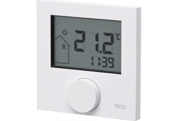 Комнатный термостат обеспечит оптимальное обогревание