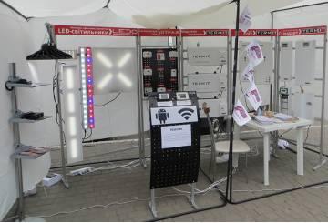 """Наша продукція на виставці технічних іновацій """"Hi-tech пікнік"""" у Хмельницькому"""