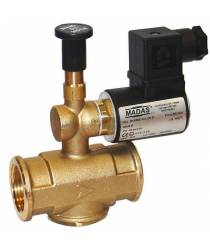 "Gas valve ""Madas"" DN-15"