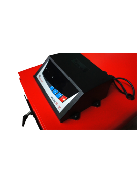 """Котел твердопаливний з вентилятором """"Проскурів"""" АОТВ-100 (6мм сталь)"""
