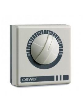Механічний кімнатний термостат Cewal RQ 01