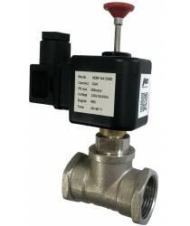 Клапан електромагнітний газовий КЕМГ NA DN20 ~220В